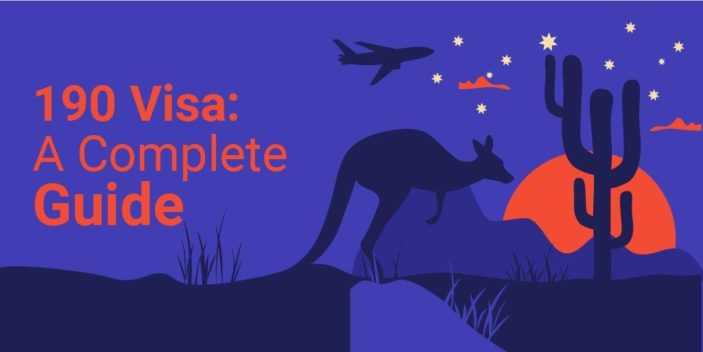 190 Skilled Visa Australia