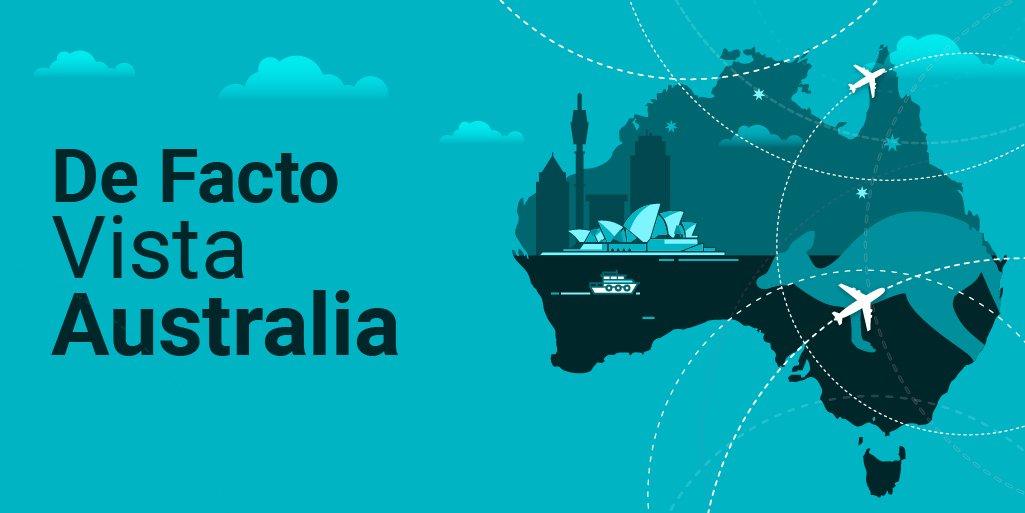De Facto Visa Australia